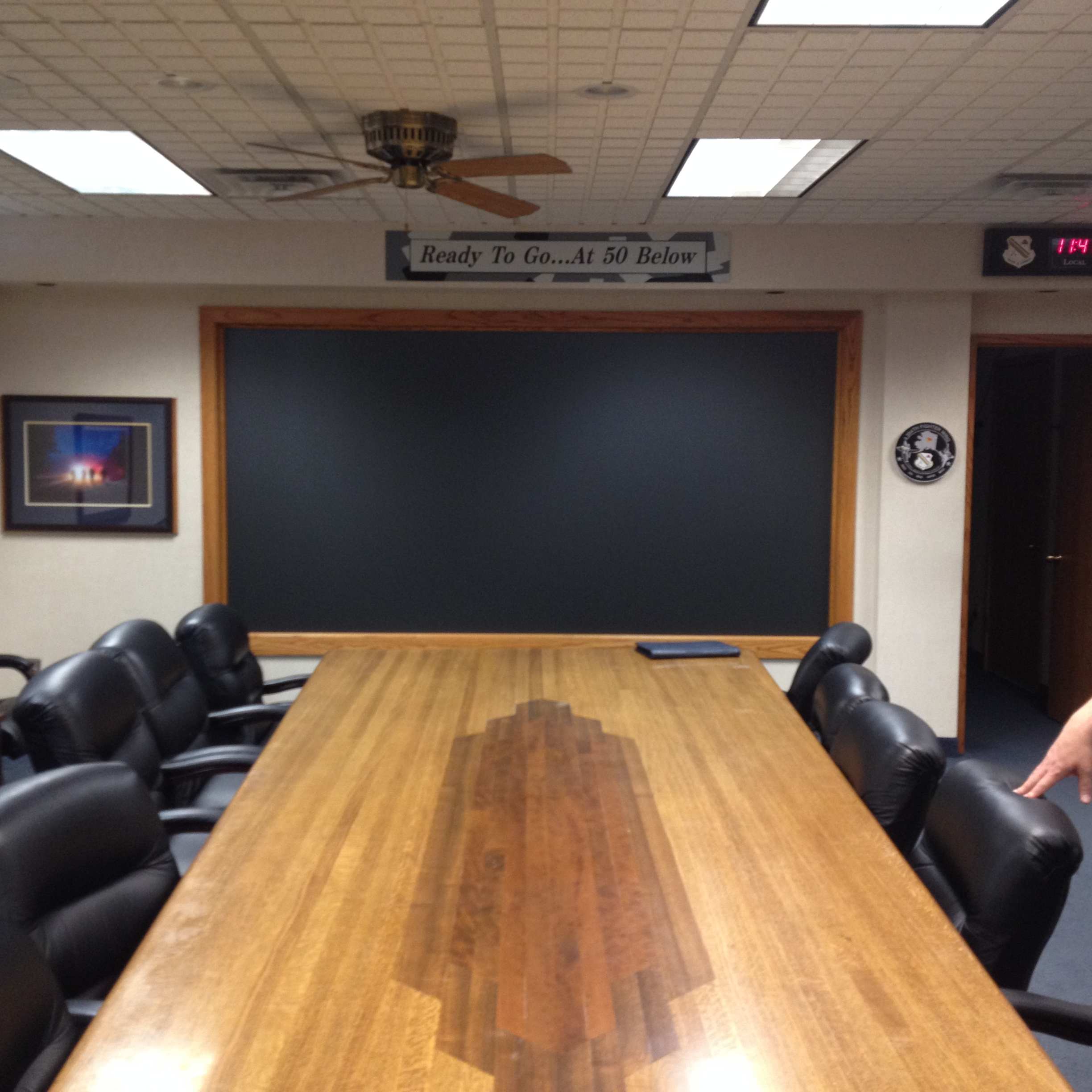 Commander's Conference Room