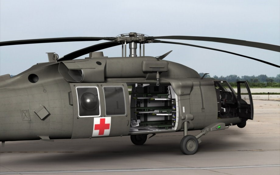 Medical Pave Hawk