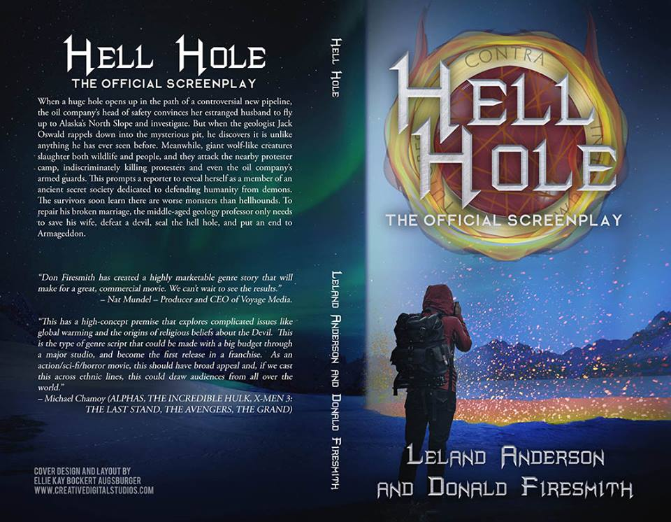 Book Cover of Hell Hole: The Official Screenplay