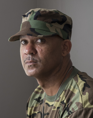 Chief Warrant Officer Anthony (Tony) Thompson