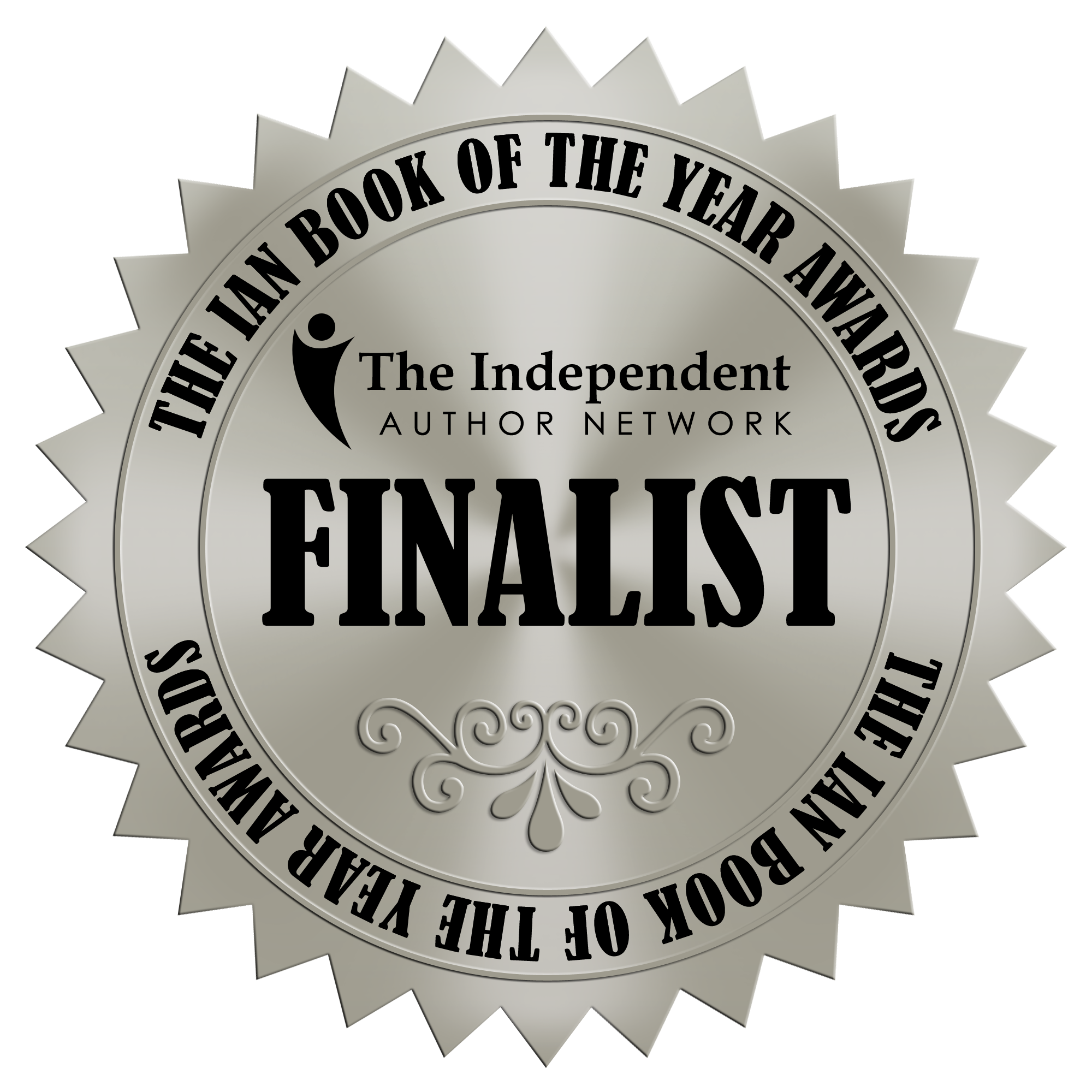 Independent Author Network 2020 Book of the Year - Finalist in Paranormal/Supernatural Fiction