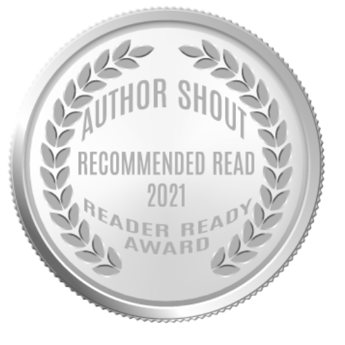 2021 Author Shout Reader Ready Awards - Recommended Read